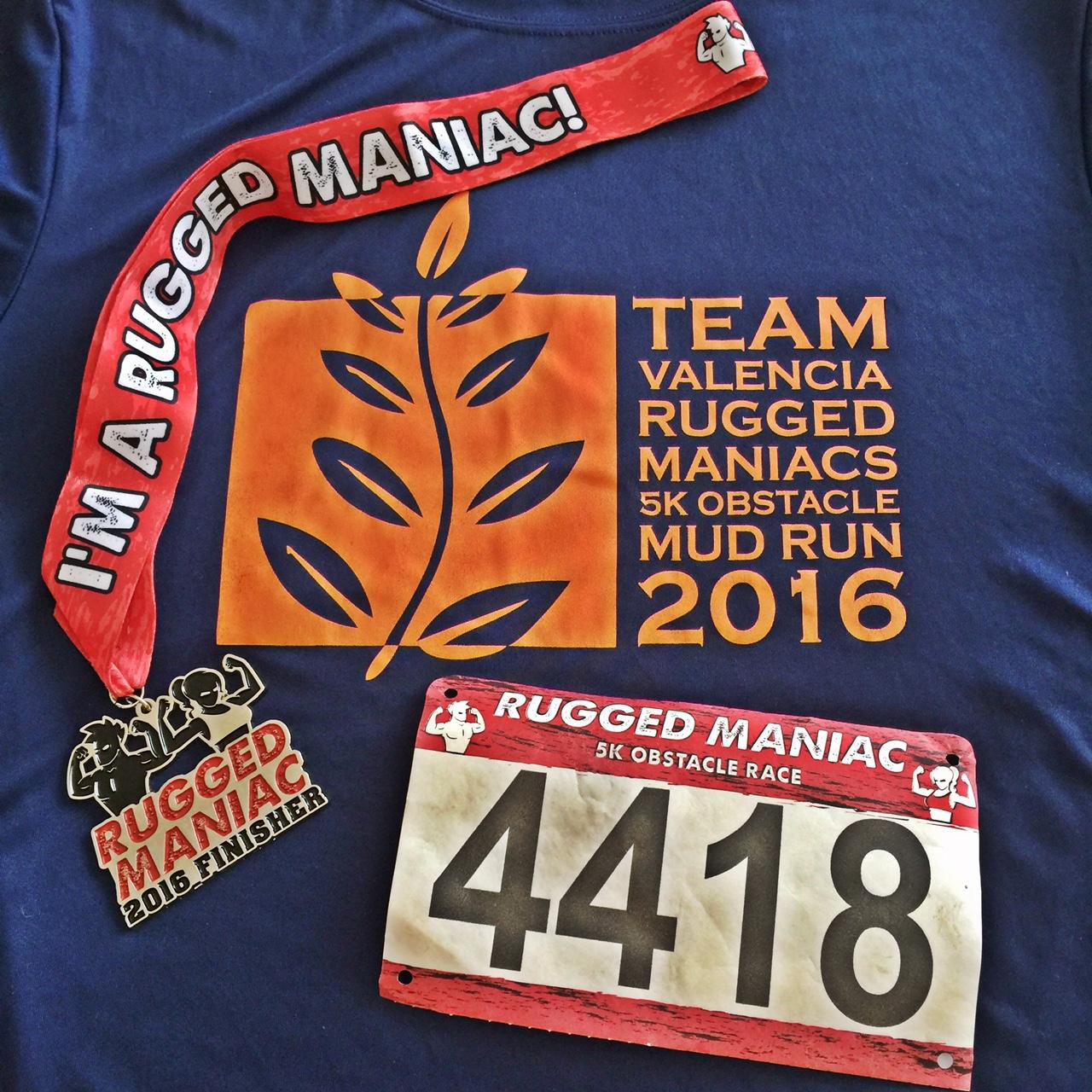Rugged Maniac Race Www Fitwithliss Com
